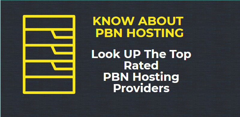 Know About PBN Hosting