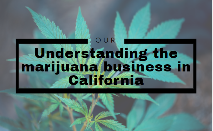 Understanding the marijuana business in California